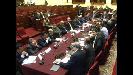 Rectores de provincias niegan infiltración terrorista en Comisión de Defensa