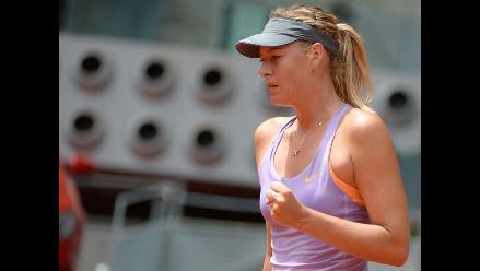 Maria Sharapova: Necesito mejorar mi nivel para el próximo partido