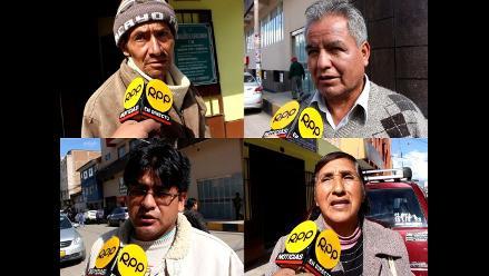 Huancayo: litigantes se quejan por huelga de judiciales