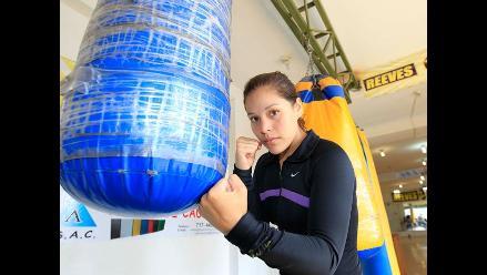 Linda Lecca peleará por título mundial ante brasileña Simone Da Silva
