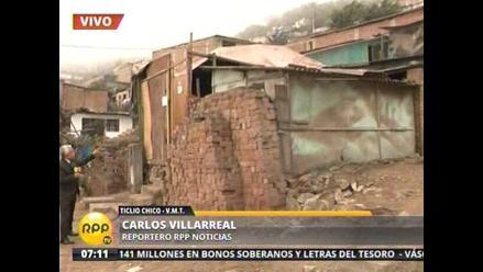 ¿Pobladores de Ticlio Chico están preparados para afrontar el invierno?
