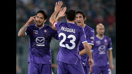 Juan Manuel Vargas en los planes del Milan para la próxima temporada