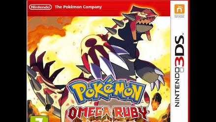 Nintendo anuncia ´remake´ de Pokémon Rubí y Zafiro para la 3DS