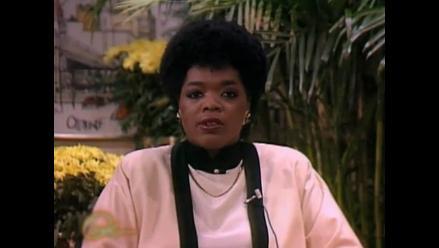 Mira la audición de Oprah Winfrey para su show