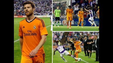 Revive el empate entre Real Madrid y Valladolid por la Liga española