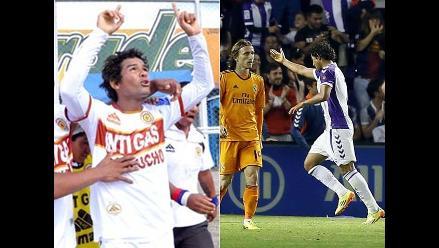 Mira el gol del exInti Gas, Humberto Osorio, el ´verdugo´ de Real Madrid