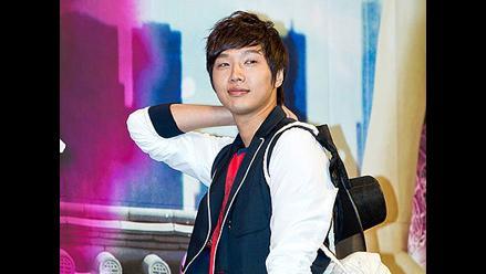 Actor surcoreano Ji Hyun Woo salió del servicio militar