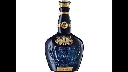 Royal Salute, una obra de arte en botella