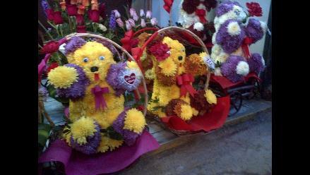 Precio de las flores sube un 100% a vísperas del Día de la Madre