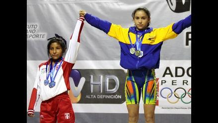 Panamericano de Levantamiento de pesas: peruana ganó tres medallas de bronce