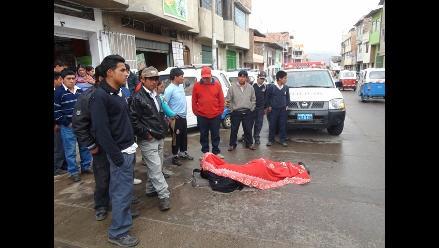 Tumbes: un muerto y un herido deja operativo de lucha contra el contrabando