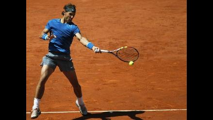 Rafael Nadal avanzó a semifinales en Madrid tras derrotar a Berdych