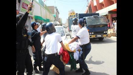 Chiclayo: sancionarán a comerciantes que oculten mercadería de informales
