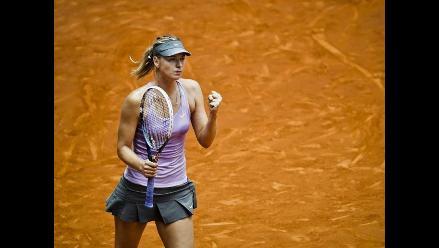 Maria Sharapova venció a china Na Li y ya está en semifinales de Madrid