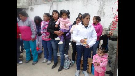 La Oroya: 35 internas celebran Día de la Madre con misa de salud