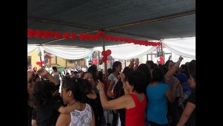 Chiclayo: internas fueron homenajeadas por el Día de la Madre