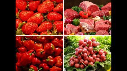¿Quieres bajar de peso? Diez alimentos rojos que te ayudarán a hacerlo