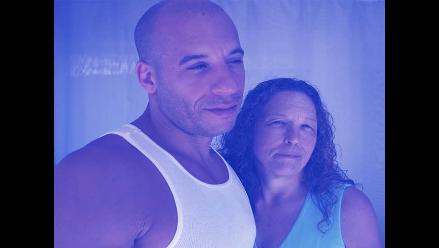 Vin Diesel publica foto junto a su madre