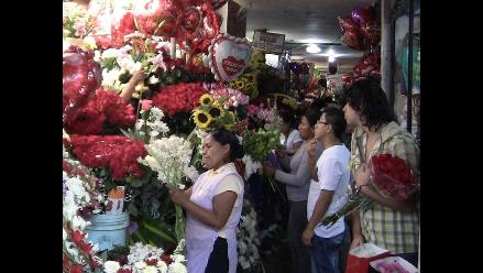 Precio de las rosas se incrementó en 100 % por el Día de la Madre