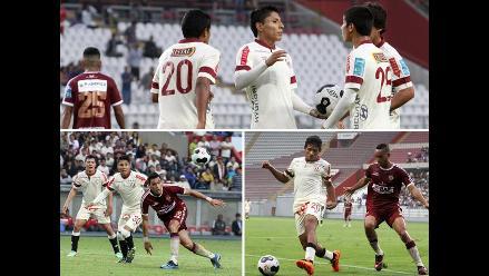 Revive el empate entre Universitario y UTC por el Torneo del Inca