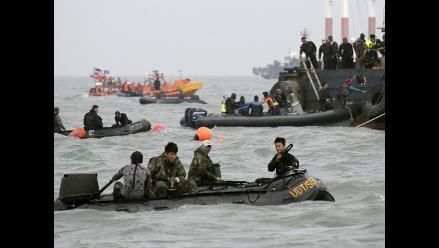 Tratan de suicidarse dos familiares de víctimas del ferri Sewol