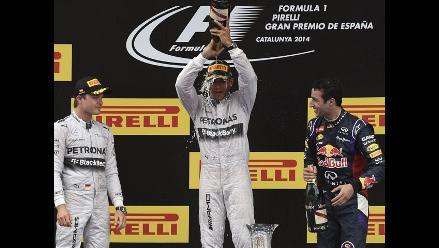 Hamilton: Estamos haciendo un gran trabajo esta temporada