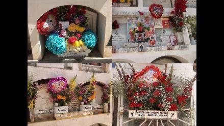 Huancayo: miles visitaron a sus madres en el cementerio