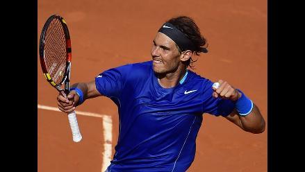 Nadal se consagró campeón del Masters de Madrid