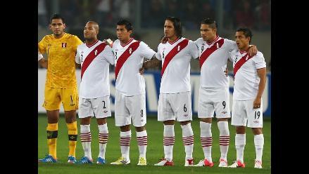 Selección peruana presentará nueva camiseta para enfrentar a Inglaterra