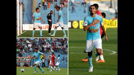 Revive la victoria de Sporting Cristal ante Juan Aurich en el Gallardo