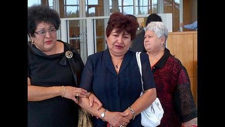 Madre de Ada Cuadros: ´Hace 8 años y medio me vi obligada a ser migrante´