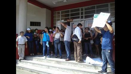 Chimbote: judiciales trabajarán más horas tras huelga