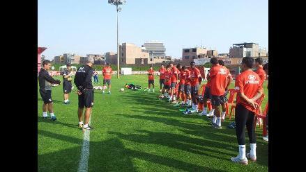 Selección Peruana inicia cuarto microciclo al mando de Pablo Bengoechea
