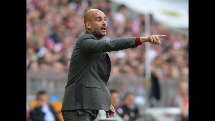 Guardiola palpita el duelo Bayern vs. Dortmund en la Copa Alemana