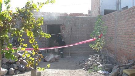 Arequipa: sexagenario muere en incendio de su vivienda