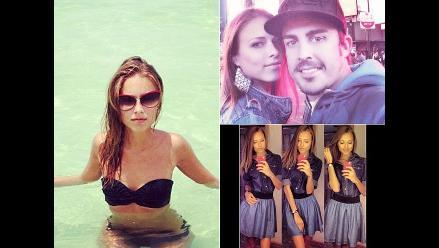 Conoce a la ardiente novia del piloto Fernando Alonso: Dasha Kapustina