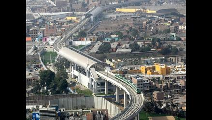 Linea 1 del Metro: 220 mil pasajeros viajaran a diario por 34 kilómetros