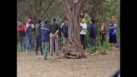 Cajamarca: un policía herido en enfrentamiento con comuneros