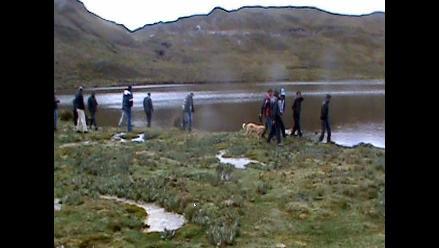 Cajamarca: 4 ronderos intervenidos rumbo a laguna de Conga