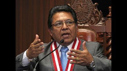 Ramos Heredia: Mi trabajo será la mejor demostración de independencia
