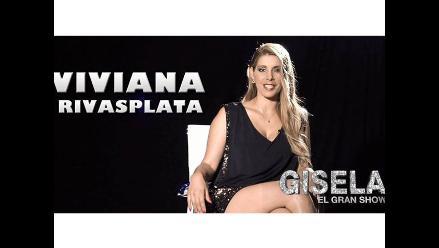 Gisela Valcárcel: ´En mi sillón blanco no se revelarán intimidades oscuras´