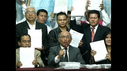 Reúnen un millón de firmas en contra de unión civil homosexual