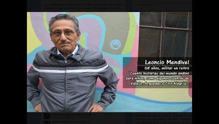 Promoción de Abuelas y Abuelos Cuentacuentos listos para narrar historias