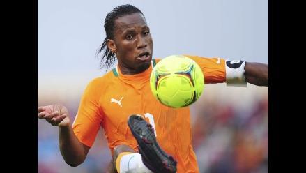 Brasil 2014: Didier Drogba encabeza la nómina de Costa de Marfil