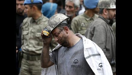 Accidente en mina turca de Manisa es uno de los más graves en dos décadas