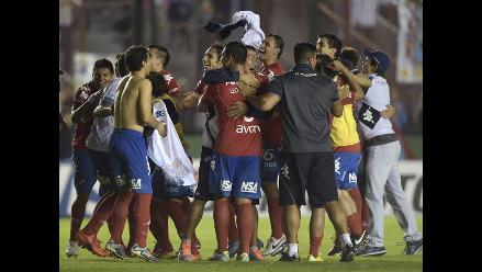 Nacional de Paraguay consigue el pasaje a semifinales de Libertadores