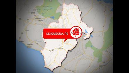 Moquegua: movimiento sísmico remece la ciudad de Ilo