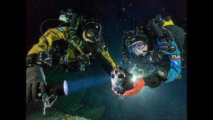 Descubren esqueleto humano más antiguo de América en sureste de México