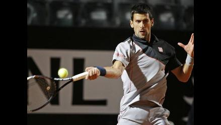 Novak Djokovic: Derrotar a David Ferrer sobre arcilla es un gran desafío
