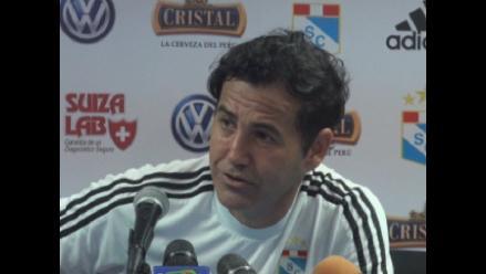 Daniel Ahmed: Cristal mereció más de lo que tuvo en el Torneo del Inca